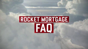 Quicken Loans Rocket Mortgage TV Spot, 'FAQ: Best Reason' - Thumbnail 1