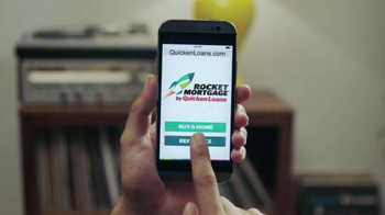 Quicken Loans Rocket Mortgage TV Spot, 'FAQ: Best Reason' - Thumbnail 4