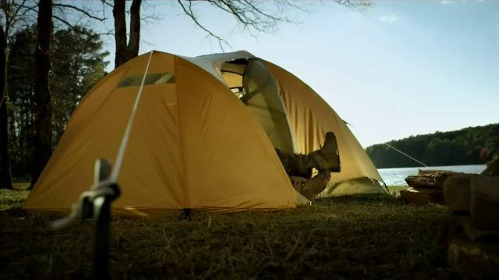 Cabelau0027s West Wind Dome Tent TV Commercial u0027Lake Side Getawayu0027 - iSpot.tv & Cabelau0027s West Wind Dome Tent TV Commercial u0027Lake Side Getaway ...