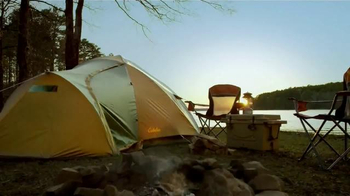 Cabela's West Wind Dome Tent TV Spot, 'Lake Side Getaway' - Thumbnail 6