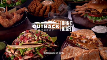 Outback Steakhouse TV Spot, 'For Your Mum' - Thumbnail 10