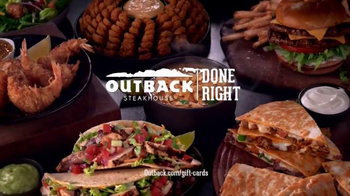 Outback Steakhouse TV Spot, 'For Your Mum' - Thumbnail 9