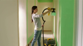 Wagner FLEXiO Sprayer 590 TV Spot, 'Even Finish' - Thumbnail 2