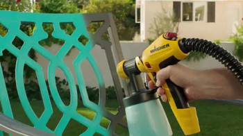 Wagner FLEXiO Sprayer 590 TV Spot, 'Even Finish' - Thumbnail 3