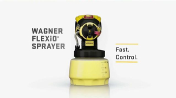 Wagner FLEXiO Sprayer 590 TV Spot, 'Even Finish' - Thumbnail 7