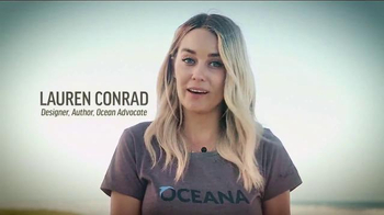 Oceana TV Spot, 'Save the Sea Turtles' Featuring Lauren Conrad