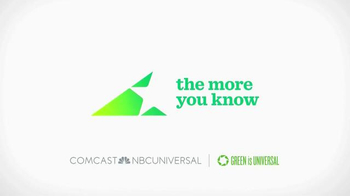 The More You Know TV Spot, 'Light Bulb' Featuring Lester Holt - Thumbnail 3