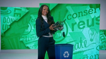 The More You Know TV Spot, 'Old Electronics' Featuring Alicia Fox - 20 commercial airings