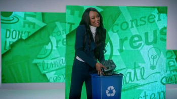 The More You Know TV Spot, 'Old Electronics' Featuring Alicia Fox - Thumbnail 4