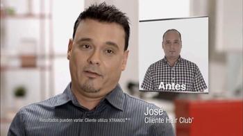 Hair Club TV Spot, 'Clientes de Hair Club' [Spanish] - Thumbnail 4