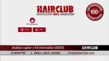 Hair Club TV Spot, 'Clientes de Hair Club' [Spanish] - Thumbnail 5