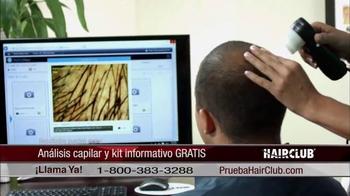 Hair Club TV Spot, 'Clientes de Hair Club' [Spanish] - Thumbnail 6