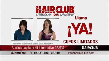 Hair Club TV Spot, 'Clientes de Hair Club' [Spanish] - Thumbnail 7