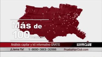 Hair Club TV Spot, 'Clientes de Hair Club' [Spanish] - Thumbnail 8