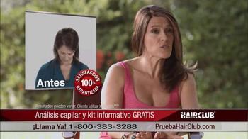 Hair Club TV Spot, 'Clientes de Hair Club' [Spanish] - Thumbnail 9