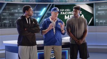 Speed Stick TV Spot, 'Tip #51: Facing the Media' Featuring John C. McGinley - 22 commercial airings