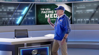 Speed Stick TV Spot, 'Tip #51: Facing the Media' Featuring John C. McGinley - Thumbnail 3