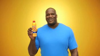 Gold Bond Powder Spray TV Spot, 'The 99%' Featuring Shaquille O'Neal - Thumbnail 4