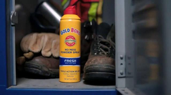 Gold Bond Powder Spray TV Spot, 'The 99 Percent' Featuring Shaquille O'Neal - Thumbnail 5