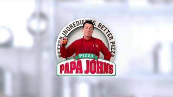 Papa John's Pepperoni Rolls TV Spot, 'Surprises' - Thumbnail 4