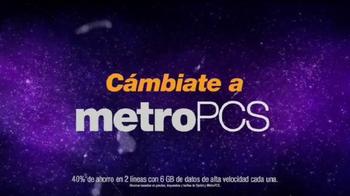 MetroPCS TV Spot, 'Despídete de Sprint: Plan Familiar'  [Spanish] - Thumbnail 6