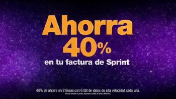 MetroPCS TV Spot, 'Despídete de Sprint: Plan Familiar'  [Spanish] - Thumbnail 7