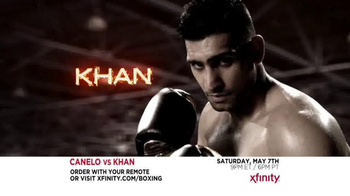 XFINITY Pay-Per-View TV Spot, 'Canelo vs. Khan'