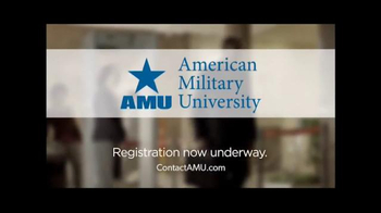 American Military University TV Spot, 'Learn From the Leader: 2016'