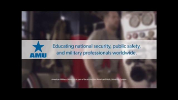 American Military University TV Spot, 'Learn From the Leader: 2016' - Thumbnail 1