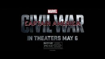 Audi TV Spot, 'Captain America: Civil War - The Chase' - Thumbnail 6