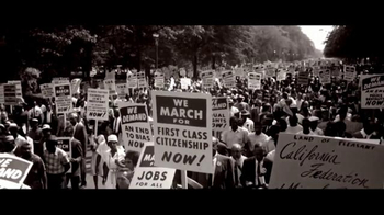 Bernie 2016 TV Spot, 'He's With Us' Featuring Danny Glover - Thumbnail 4