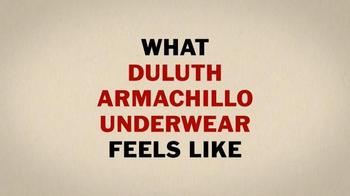Duluth Trading Armachillo Underwear TV Spot, 'Put 'Em on Ice' - Thumbnail 4
