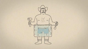 Duluth Trading Armachillo Underwear TV Spot, 'Put 'Em on Ice' - Thumbnail 5