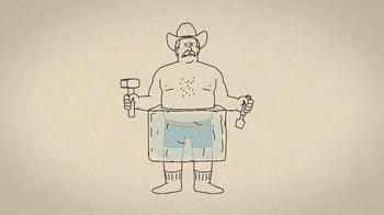 Duluth Trading Armachillo Underwear TV Spot, 'Put 'Em on Ice' - Thumbnail 5