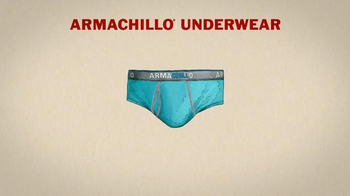 Duluth Trading Armachillo Underwear TV Spot, 'Put 'Em on Ice' - Thumbnail 8