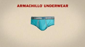 Duluth Trading Armachillo Underwear TV Spot, 'Put 'Em on Ice' - Thumbnail 8