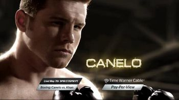 Time Warner Cable Pay-Per-View TV Spot, 'Boxing: Canelo vs. Khan'