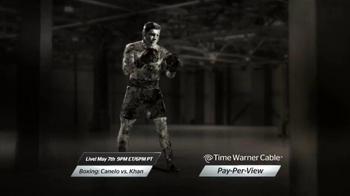 Time Warner Cable Pay-Per-View TV Spot, 'Boxing: Canelo vs. Khan' - Thumbnail 1