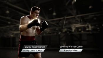 Time Warner Cable Pay-Per-View TV Spot, 'Boxing: Canelo vs. Khan' - Thumbnail 2