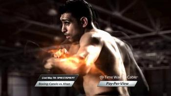 Time Warner Cable Pay-Per-View TV Spot, 'Boxing: Canelo vs. Khan' - Thumbnail 4