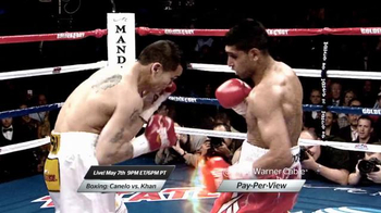 Time Warner Cable Pay-Per-View TV Spot, 'Boxing: Canelo vs. Khan' - Thumbnail 6