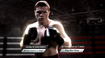 Time Warner Cable Pay-Per-View TV Spot, 'Boxing: Canelo vs. Khan' - Thumbnail 7