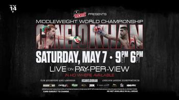 Time Warner Cable Pay-Per-View TV Spot, 'Boxing: Canelo vs. Khan' - Thumbnail 8