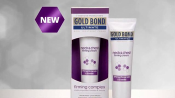 Gold Bond Ultimate Neck & Chest Firming Cream TV Spot, 'Scarves Off' - Thumbnail 3