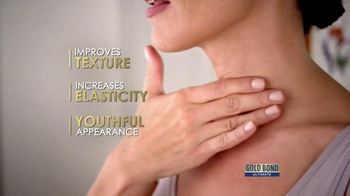 Gold Bond Ultimate Neck & Chest Firming Cream TV Spot, 'Scarves Off' - Thumbnail 4