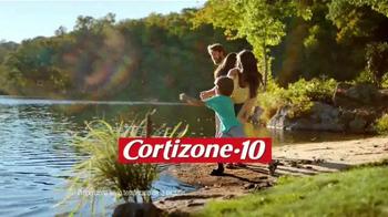 Cortizone 10 Intensive Healing Formula TV Spot, 'Por el lago' [Spanish] - Thumbnail 9