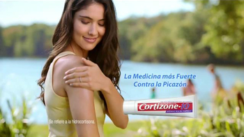 Cortizone 10 Intensive Healing Formula TV Spot, 'Por el lago' [Spanish] - Thumbnail 6