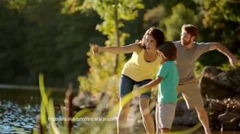 Cortizone 10 Intensive Healing Formula TV Spot, 'Por el lago' [Spanish]