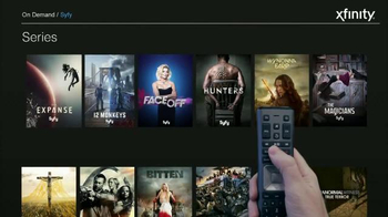 XFINITY X1 TV Spot, 'Syfy Is Easy to Find' - Thumbnail 1