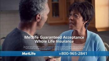 MetLife Guaranteed Acceptance Whole Life Insurance TV Spot, 'Brother' - Thumbnail 3